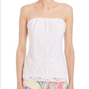 Lilly Pulitzer Tyra Tube Top NWT